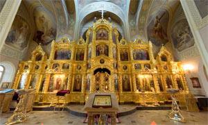Виртуальный тур по Храму Св. мученника Уара