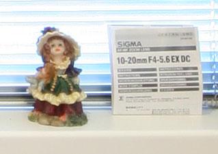 Sigma 10-20 mm F4-5.6 EX DC HSM @ 10 mm на Canon 20D, кроп 100%